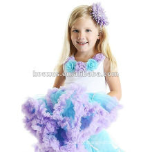Baby Purple pettiskirts set